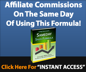 same day sales formula review