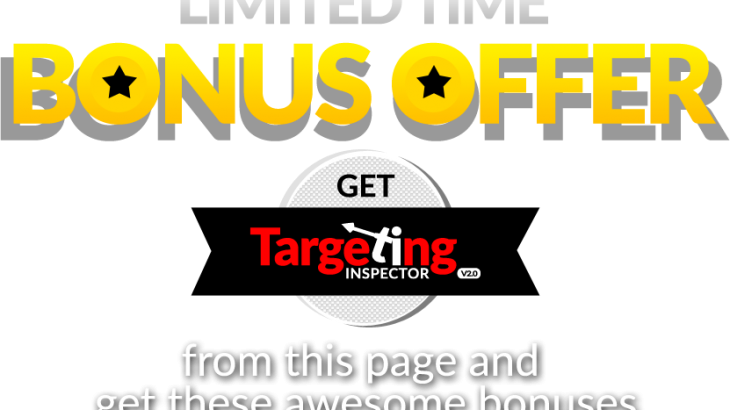 Targeting Inspector Bonus Package - Targeting Inspector Bonus Review